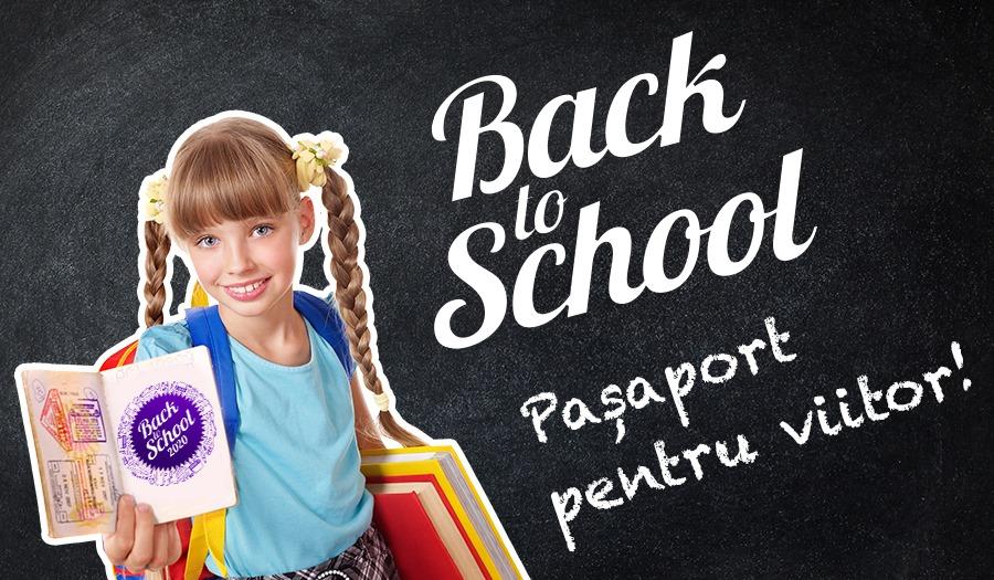 Back to school educația Dacris