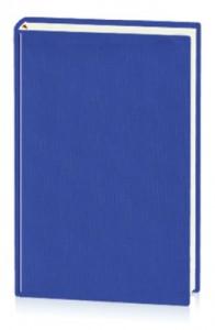 Agenda datata Basic SS, albastra