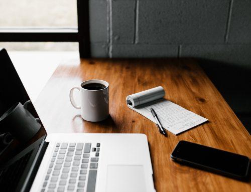 10 produse de care ai nevoie pentru a lucra la #BiroulDeAcasă… bine