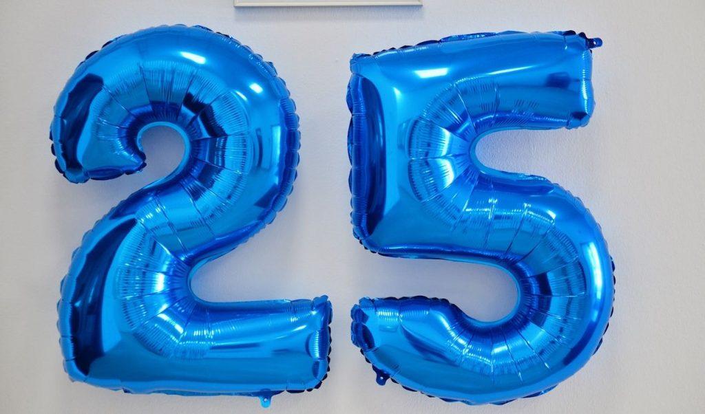 Dacris a implinit 25 de ani!