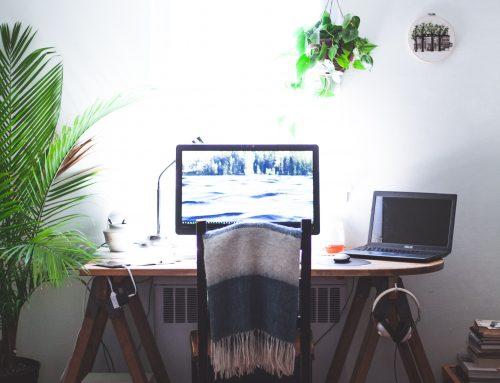 Viața la biroul… de acasă: Cum să ai spor și să fii productiv atunci când lucrezi remote