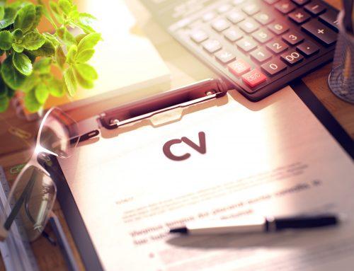 5 moduri de a redacta un CV bun, diferit și creativ, care să îți asigure jobul dorit